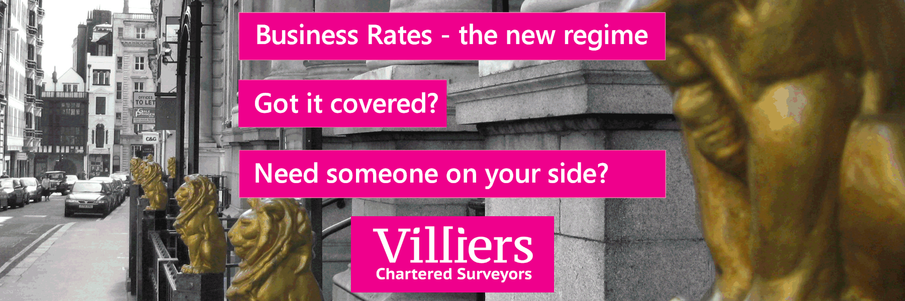 Business rates - we are on your side